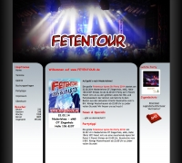 FETENTOUR.de Relaunch