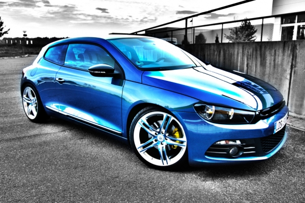 Carshooting VW Scirocco